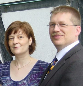 Gilda and Christian Czubek
