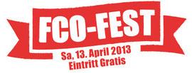 FCO Fest 2013