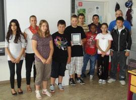 Gewinner: OS-Klasse, Buchs AG