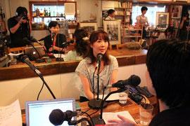 2012.8.11 絵本カフェholo holoにて収録
