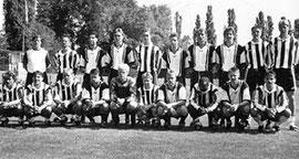 Die Mannschaft der Saison 96/97
