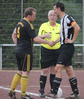 Legt Wert auf die Defensive: Jörn Watterodt (l.)