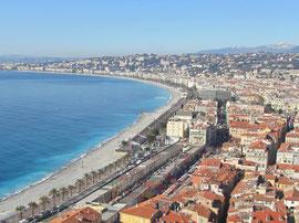 Reisebericht Karneval in Nizza