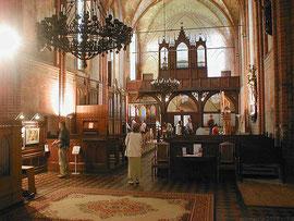 Orgelmuseum in Klosterkirche
