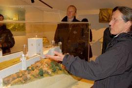 Visite guidée au musée du Quercorb à Puivert (Aude)