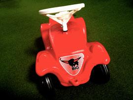 Kinder geben beim Spielen Vollgas. Und zwar nicht nur auf dem Bobby Car.