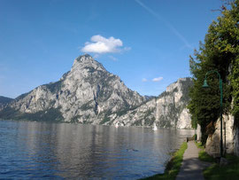 tour around Lake district Salzkammergut with local guide Liza Klinger