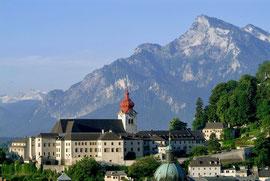 Salzburg Nonnberg Abbey