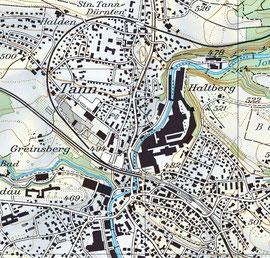 Bild: Screenshot http://map.geo.admin.ch/