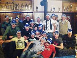 SV-Team mit den SVS-Zipflhaum                             (Foto: Andreas Wutz)