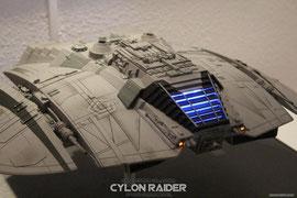 CYLON RAIDER Modell