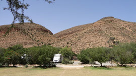 Le camping d'Abeino