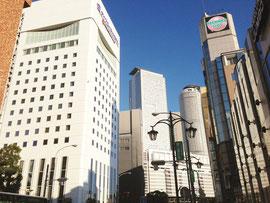 名古屋駅西側