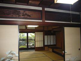 昭和レトロな住居です