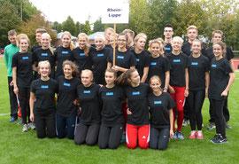 Teamgeist und Trainingsfleiß der jungen Athletinnen und Athleten wurden mit zwei Mannschaftstiteln belohnt.