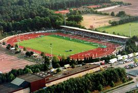 Das Sportzentrum Rhede heute
