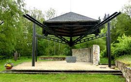 Gedenkstätte Grafeneck, Foto: Anne Schaude, Mai 2013