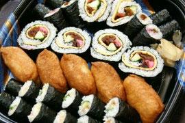 寿司 お届けします