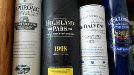 Whisky-Leckereien