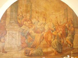 Pentecoste, Tela del Carmelo di Fasano