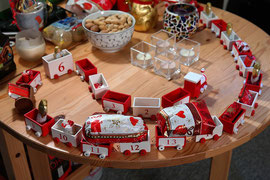 Adventskalender für Kinder