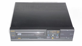Philips CD-Player CD 104 Bj. 1984