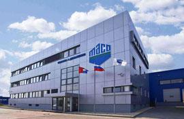 Завод MACO производство