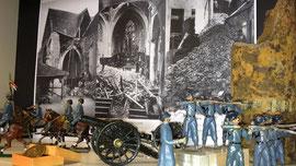 Bombardements de Condé en Brie durant la guerre de 1914-1918