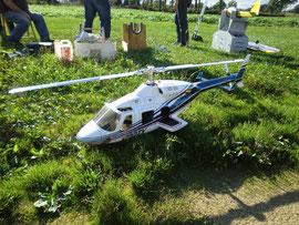 Bell 222 de Nicolas