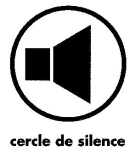 Site officiel des Cercles de silence en france...