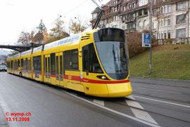 Tango-Tram in Bern
