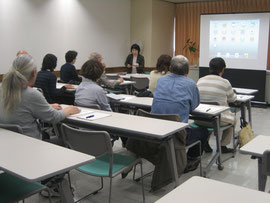 横浜市市民活動支援センター4階セミナールーム