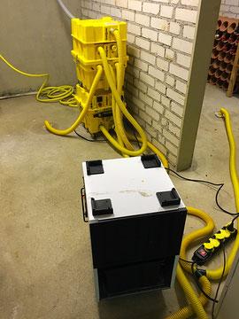 Wasserschaden Gebäudetrocknung Bremen