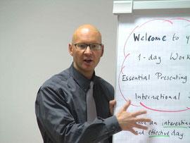 PETER MOHR - Präsentationstrainer