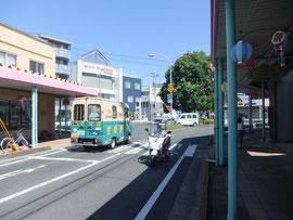 鳥取 瓦町ロータリー