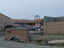 90名の子供たちの命を数った中浜小学校