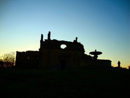 OmoGirando la città fantasma di Monterano