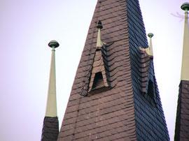 Genezareth-Kirchturm in Erkner (Foto: M. Thüring)