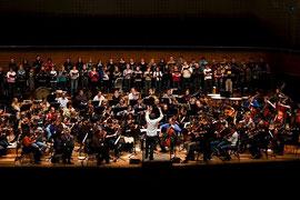 Generalprobe zur italienischen Filmmusik (Foto: Basil Boehni)