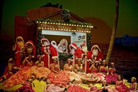 ... als Ringgeist/Weihnachtsmann
