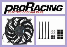 Radiator Fan / Electric Cooling Fan + Mounting Kit