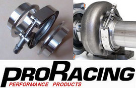 V-Band Clamp & V-Band Flanges Sets - PRO Racing