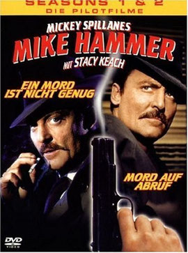 Die in Deutschland erschienene Doppel DVD mit den beiden Pilotfilmen