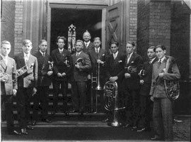 Die Gründer 1930