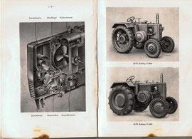 Ausschnitt aus Lanz Handbuch