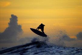 Entspannt Surfen gehen dank: Surf Lock :)