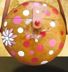 #125 - Pink Polka Dots