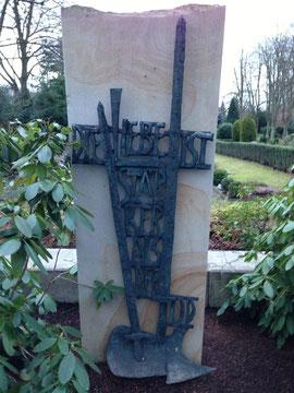 Die Steele, Wappen Tisa von der Schulenburg