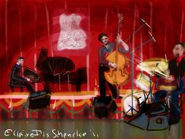 Vijay Iyer, Redwood Jazz Aliiance, Humboldt State University 2011