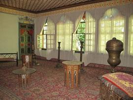 Бахчисарай. Интерьеры дворца